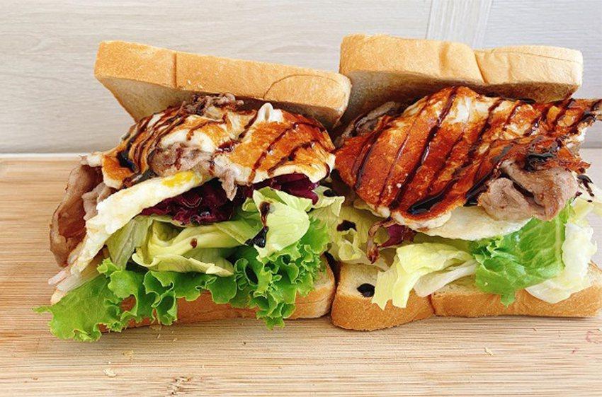 一邊旅行、一邊做著喜歡的料理的「料旅人」,使用簡單卻不容易的三明治在各地與大家交...