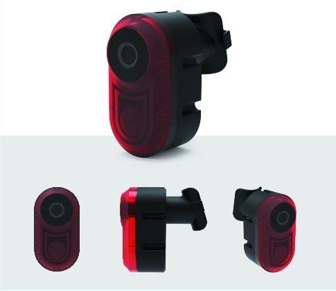 正能光電新產品Tail Light Cam。正能光電/提供