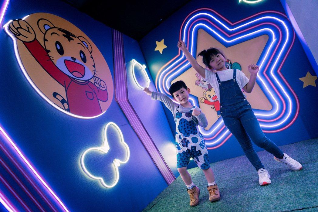 主題「巧虎童趣森林特展」於2月26日起至4月5日止,在夢時代8樓時代會館盛大展出...