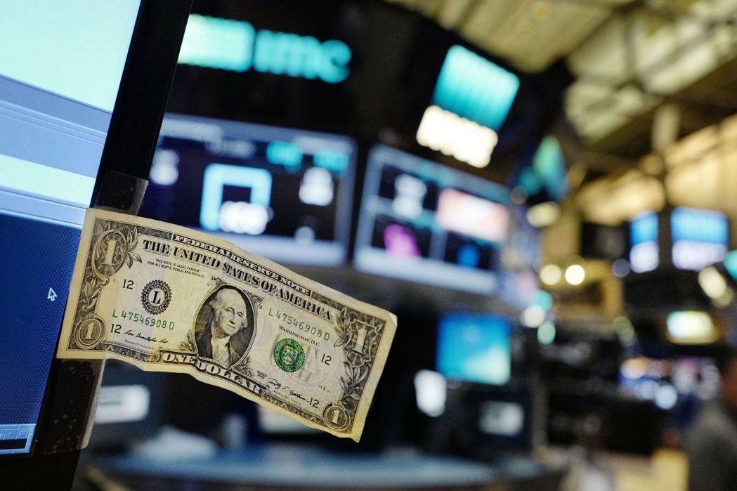 美國公債殖利率近日來急升,反映通膨預期升高等因素。美聯社