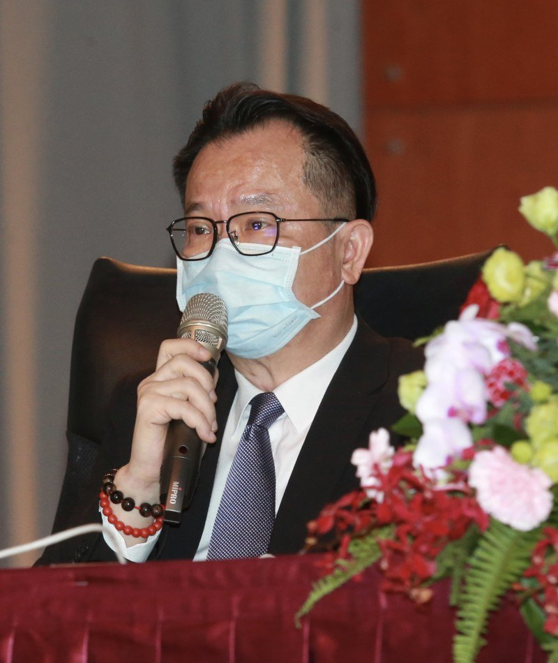 裕隆副董事長陳國榮退休後轉任集團顧問。 報系資料照/記者黃義書攝影