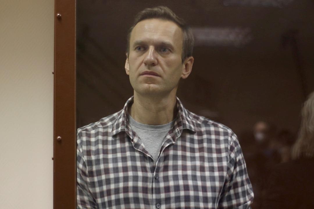 克宮批評者納瓦尼被判刑2年半 已轉送流放地服刑