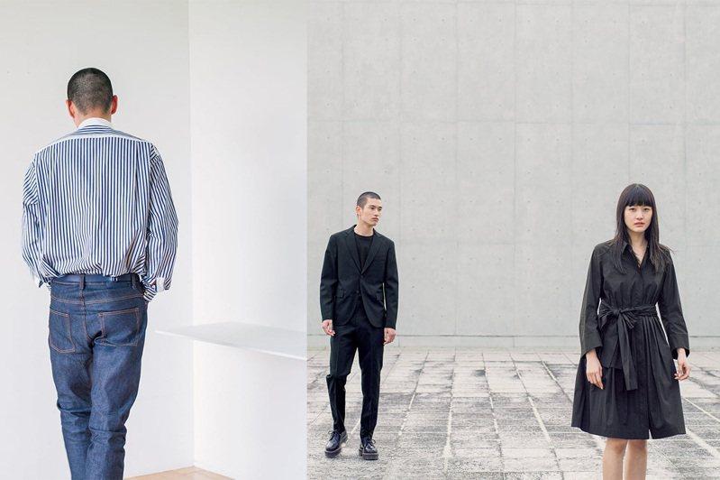 UNIQLO透過旗下刊物「Lifewear」揭露更多全新+J細節,包含設計師Jil Sander最值得入手的單品。圖/摘自UNIQLO官網