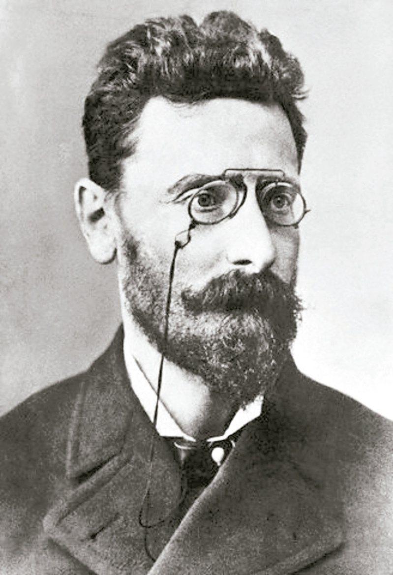 喬瑟夫‧普立茲,普立茲獎和哥倫比亞大學新聞學院的創辦人。(圖/取自維基百科)