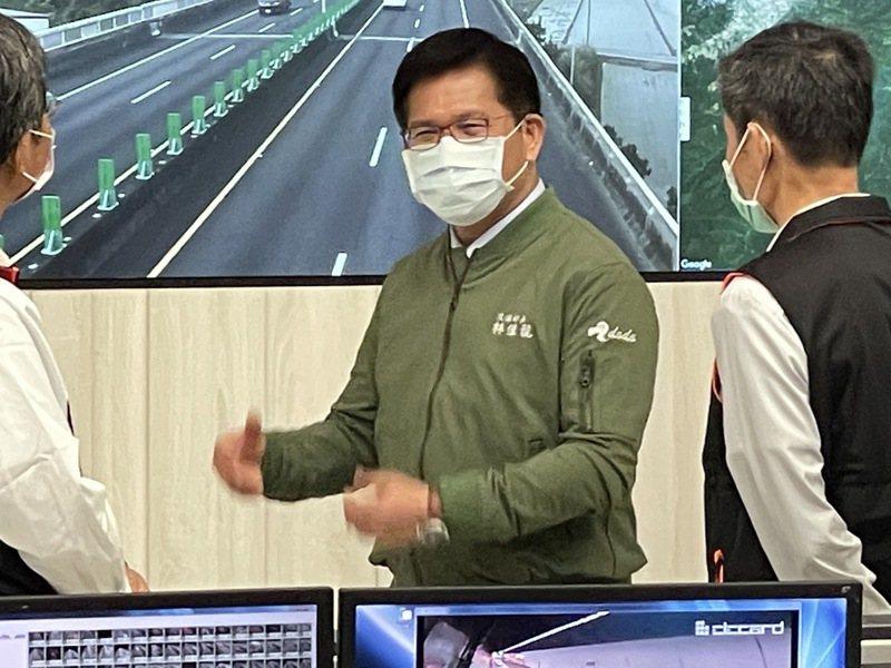 交通部長林佳龍說,詳細國家地區不能替指揮中來說,確實有交涉已做好因應,也去做現地考察,有很好進展。記者王敏旭/攝影