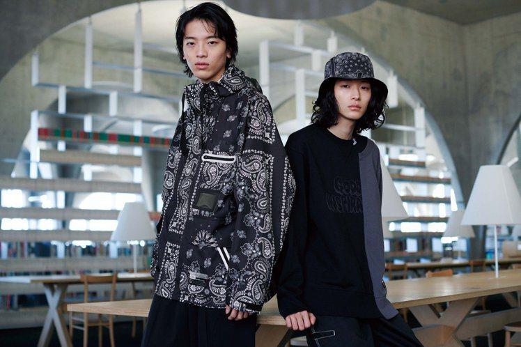 GU將推出與設計師三原康裕聯名系列男裝,提供29款服飾及配件,並於3月5日全球同...