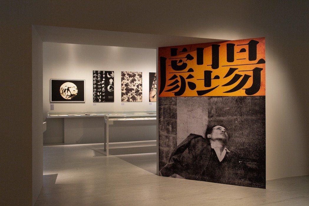 第19屆台新藝術獎入圍作品張世倫《未完成,黃華成》。臺北市立美術館/提供