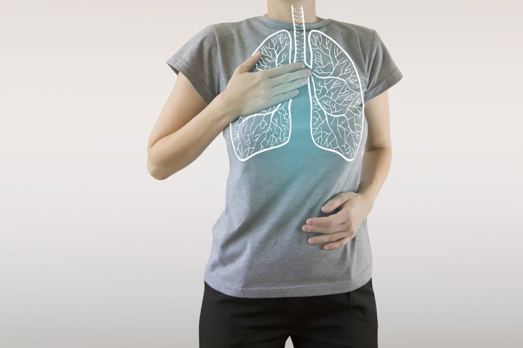 著重日常生活調理,可減少氣喘急性發作。圖/123RF