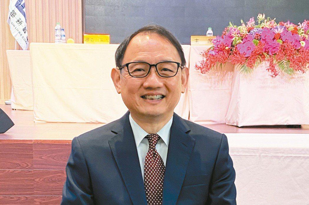 華新董事長焦佑倫(本報系資料庫)