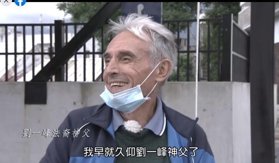 高雄市前市長韓國瑜今天預告「韓先生來敲門」公益影片第二集,將訪從法國來台逾55年...