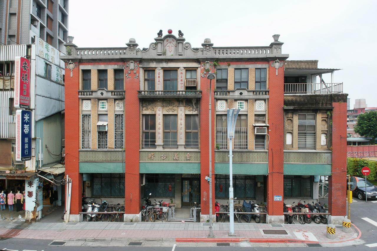 萬華「金義合行」不改蓋14層商辦了 家族申請通過列古蹟