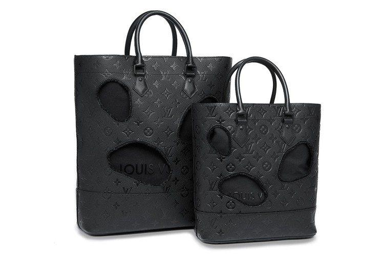 3月1日即將於路易威登官方LINE登場的,是黑色款的全新川久保玲設計的 Bag ...