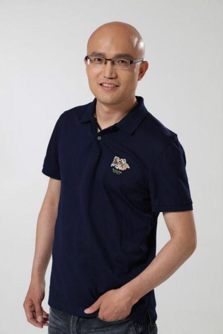 傳智教育集團董事長黎活明。(網路照片)