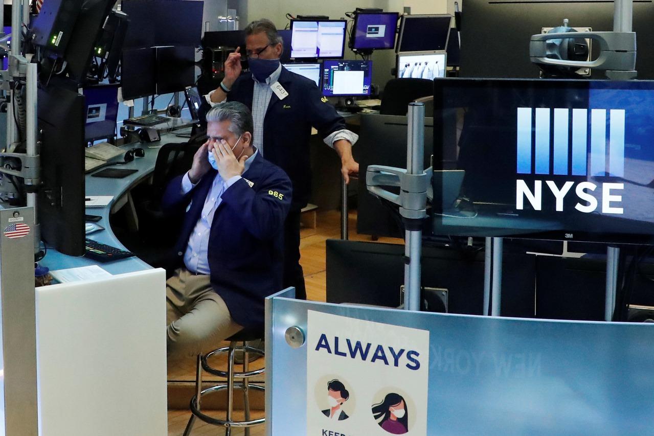 公債殖利率跌破1.5%大關 美股那指大漲1.1%