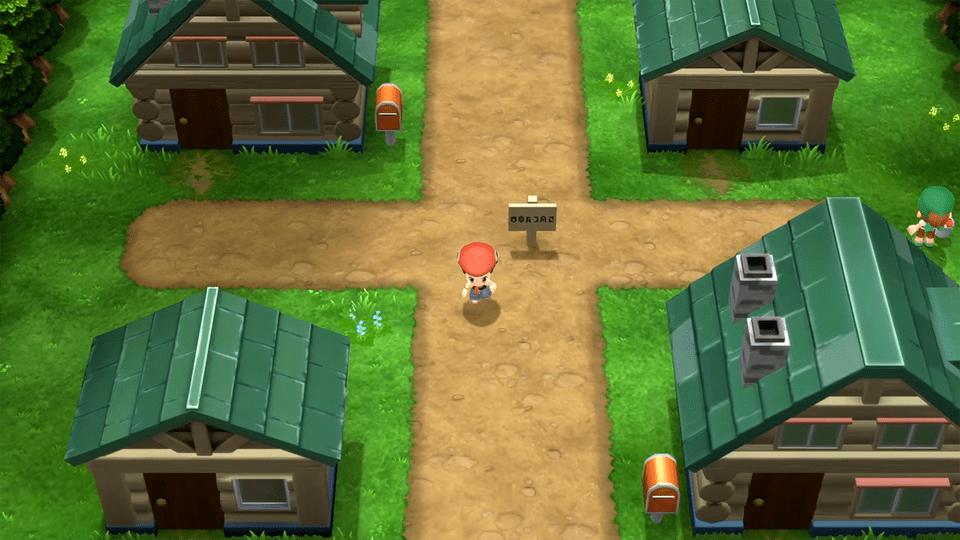 《寶可夢 晶燦鑽石/明亮珍珠》遊戲畫面