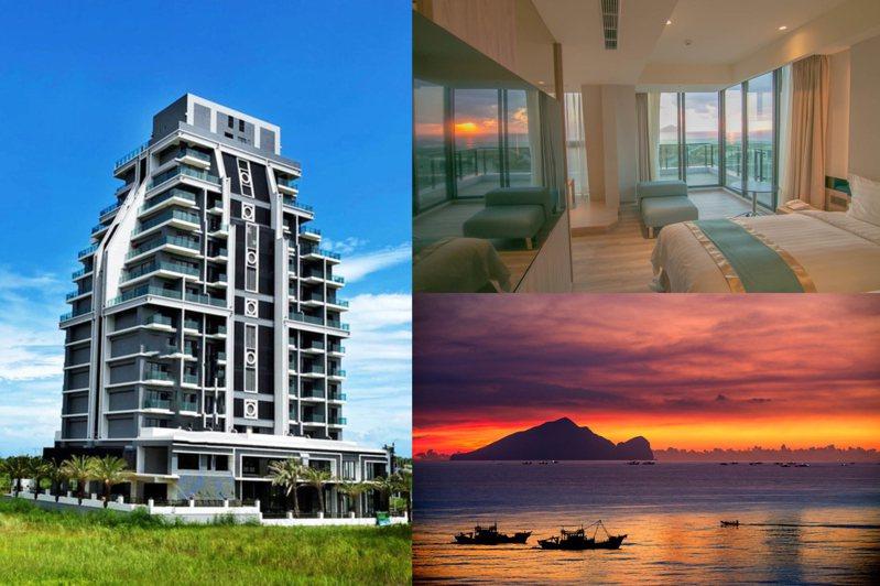 圖/蘭陽烏石港海景酒店提供