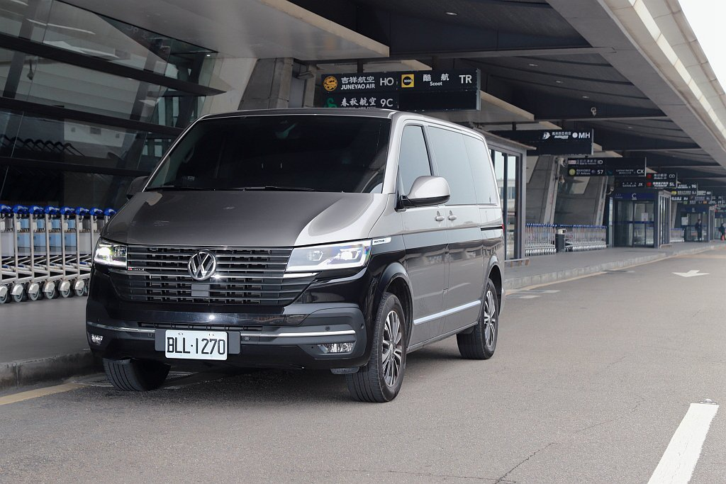 除IQ.DRIVE智能駕駛輔助系統,自福斯商旅T6.1 Multivan Hig...