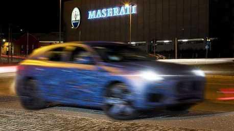 全新Maserati Grecale官方照露出 對手直指Porsche Macan!