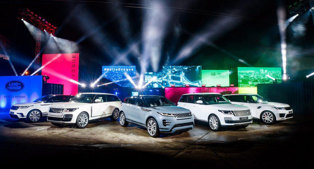 摘自Jaguar Land Rover