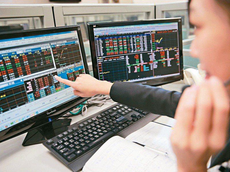 股價走強的「當沖強勢股」成為投資人追捧的新焦點。圖/聯合報系資料照片