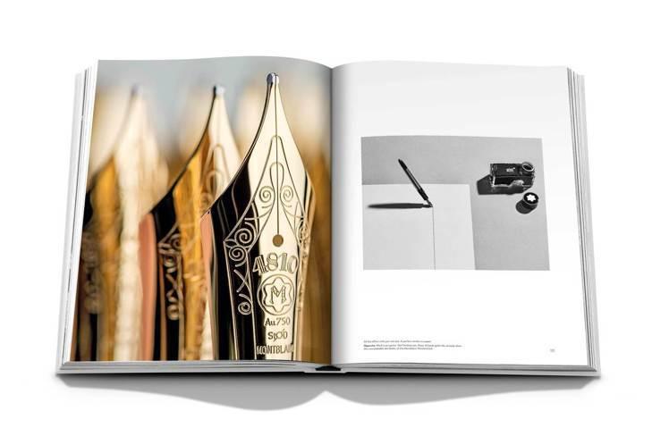 一件萬寶龍書寫工具能反應何等的壯闊與靜謐之美,對比的高彩或黑白視覺,巧妙細膩傳達...