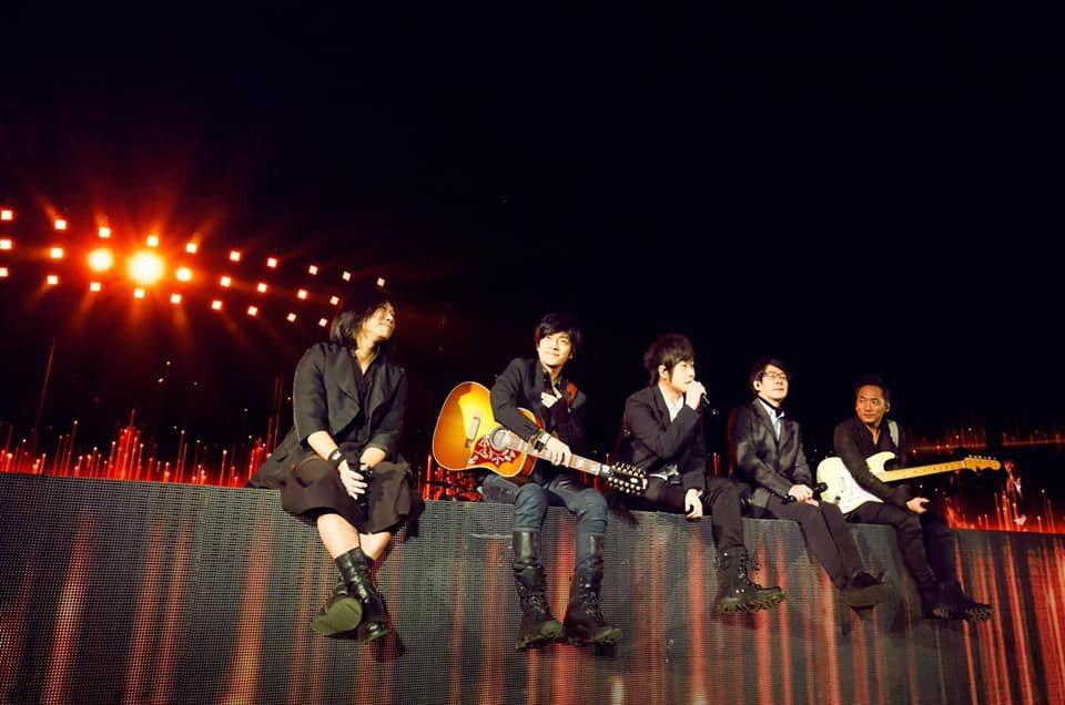 五月天「 好好好想見到你」演唱會台南場秒殺。圖/摘自臉書