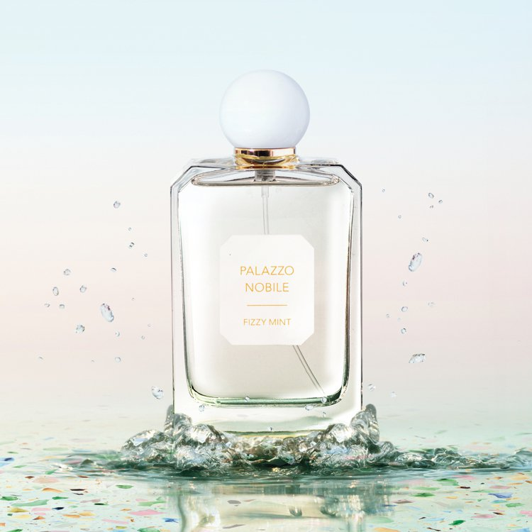 VALMONT宮殿系列淡香水 Fizzy Mint 沁檸義香/100ml/5,2...