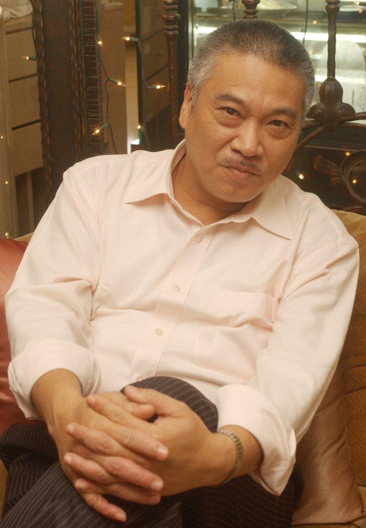 吳孟達27日在香港病逝。圖/報系資料照