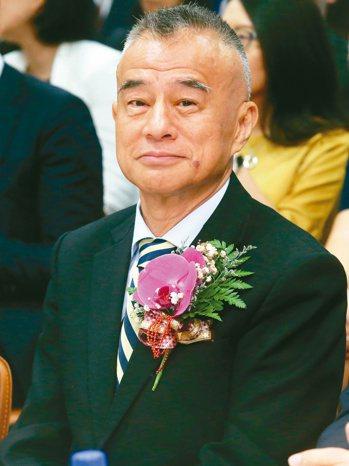 元大金控董事長申鼎籛。本報系資料庫