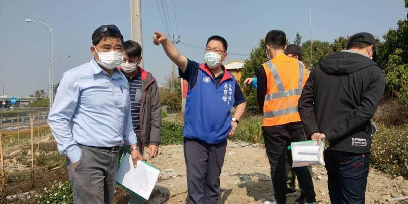 台南市議員選區由小選區改為大選區,部分議員認為服務品質受影響。圖/蔡育輝提供