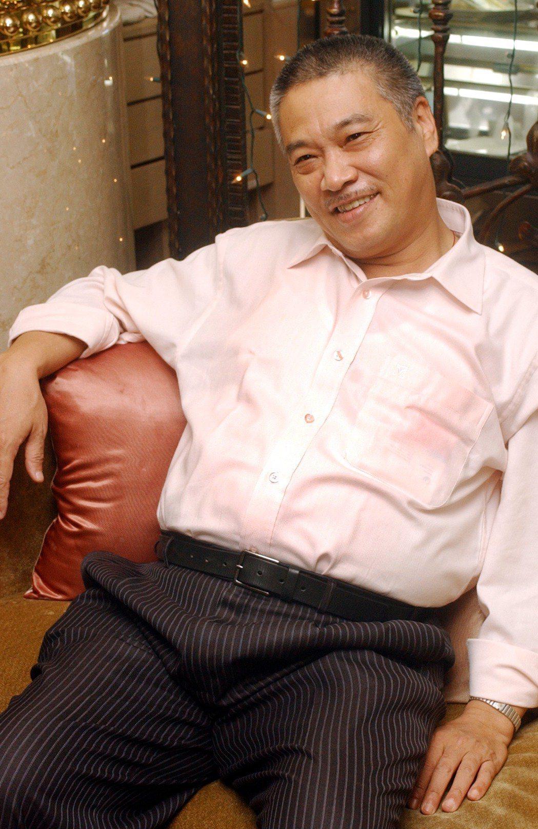 吳孟達因肝癌過世。圖/報系資料照片