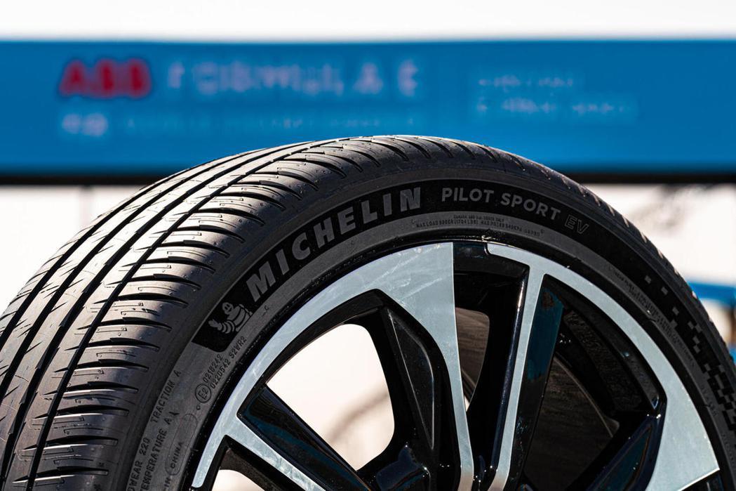 Michelin推Pilot Sport EV電動車專用胎,號稱能將里程延長60...