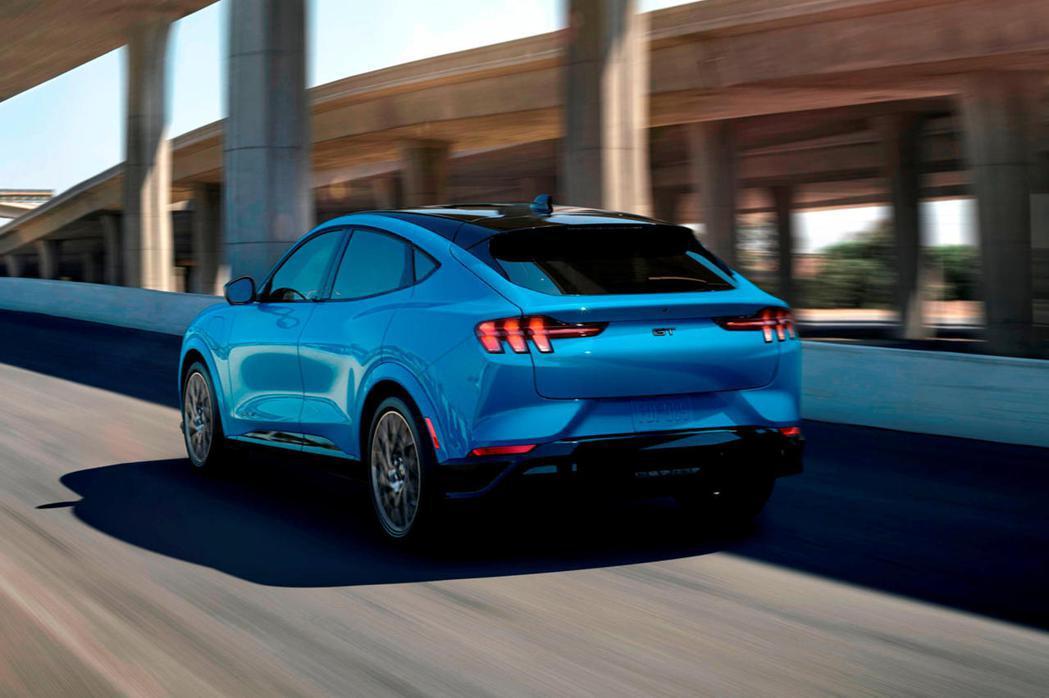 電動車的瞬間大扭力,對於輪胎是一大考驗。 圖/Michelin提供