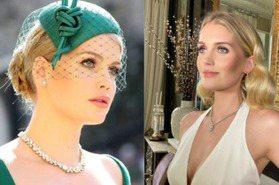 最美皇室成員黛妃姪女Kitty Spencer完美複製黛妃優雅與美貌!成Dolce & Gabbana首位全球品牌大使