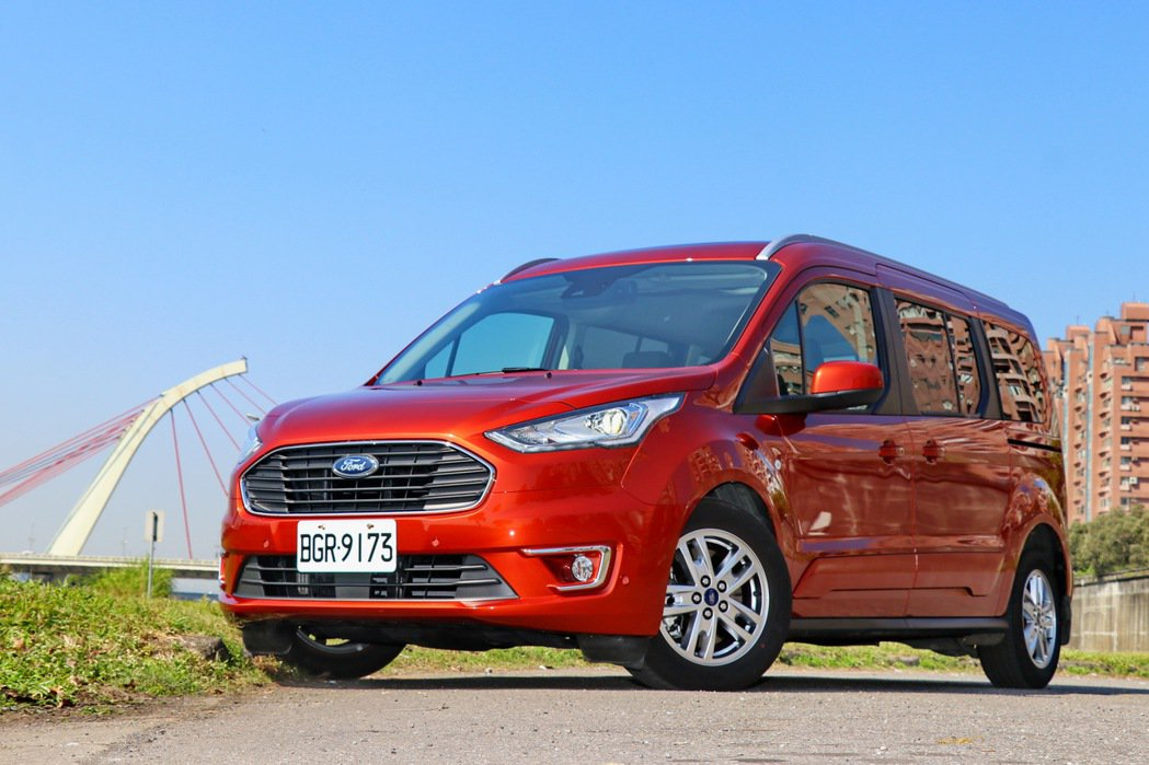 Ford Tourneo Connect旅玩家。 記者陳威任/攝影