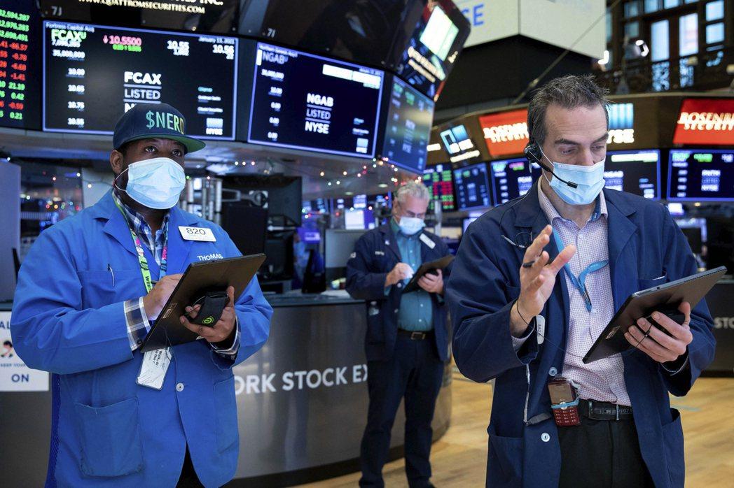 金融市場可能因為通膨突然高於預期而備受驚嚇,但這不代表通膨很快就會盤旋升高到失控...