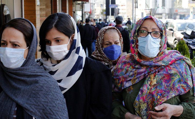 伊朗衛生部表示,境內感染2019冠狀病毒疾病(COVID-19)病故人數於28日突破6萬大關。 歐新社