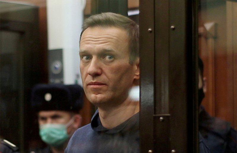 克里姆林宫的批评者纳瓦尼,已被送往一处流放地服刑2年6个月。 路透资料照(photo:UDN)