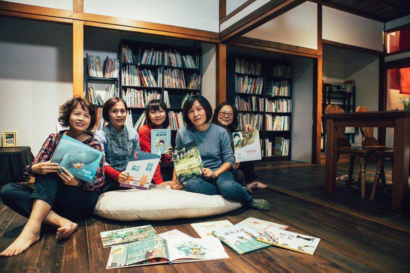 全國獨立書店密度最高的屏東市勝利星村,又有一家書店開幕,「愛讀繪本屋」以繪本推廣和親職教育為營運理念,期望運用繪本的神奇魔力改變地方。圖/屏東縣府文化處提供