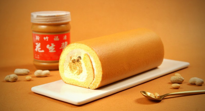 亞尼克於7-11推出「濃花生酥菠蘿」生乳卷。圖/亞尼克提供