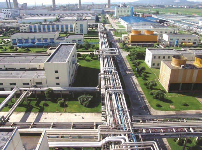 吉林化纖公司。圖/取自官網