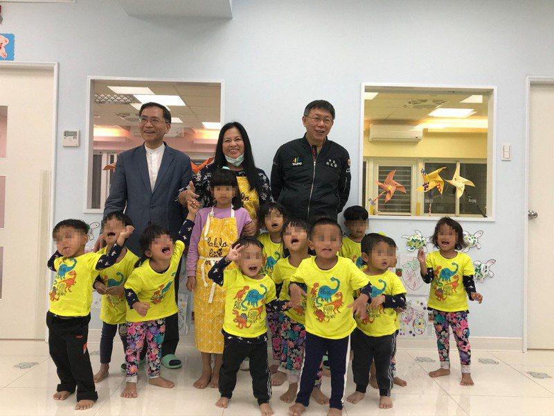 關愛之家已經在南港找到場地,正式立案,提供這群移工孩童可以有個安心居住的場所。圖/擷取自關愛之家臉書