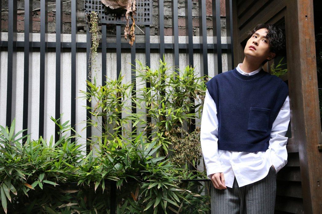 石知田演出「永遠的第一名」、「第二名的逆襲」首度挑戰男男戀。記者胡經周/攝影