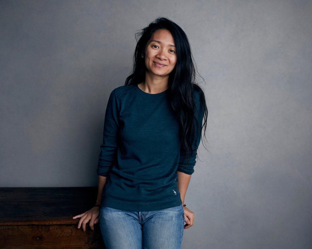 中國女導演趙婷被看好以「游牧人生」獲金球獎。(美聯社)