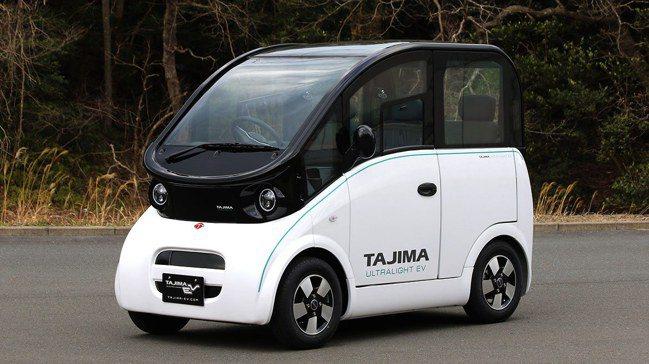 日本石油公司出光興產與田嶋汽車合作生產小型電動車,以因應日本政府的綠能計畫帶來的...
