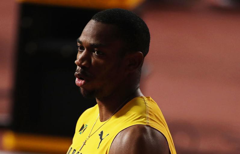 手握四面奧運獎牌的牙買加選手布雷克(Yohan Blake)表示自己寧願放棄參加東京奧運,也不願接種新冠肺炎疫苗。  歐新社