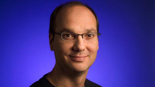 魯賓(Andy Rubin)。  美聯社