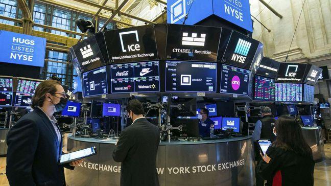 近來有許多理應為股市利多的訊息,卻反而被投資人解讀為利空。圖/美聯社
