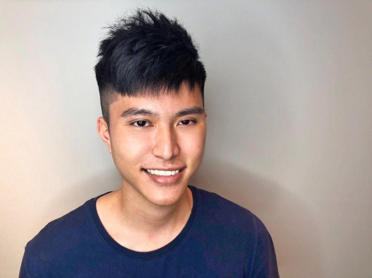 髮型創作/Ink Hair Salon 一中旗艦店 / Yang Duke,圖/...