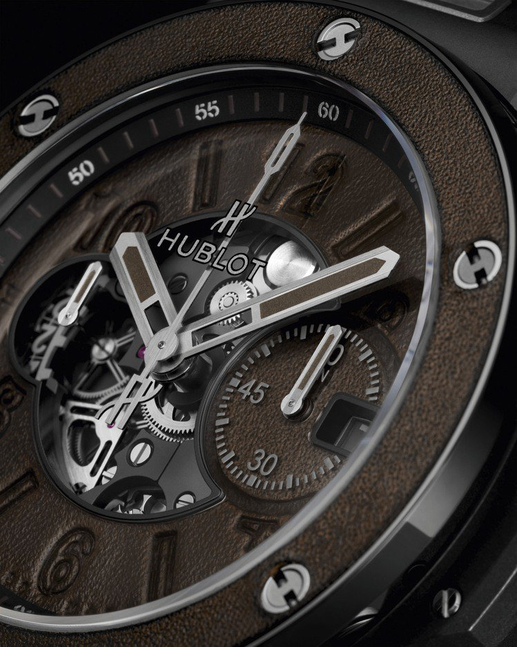 HUBLOT Big Bang Unico Berluti冰棕腕表,815,00...
